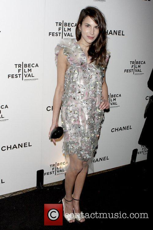 Caroline Sieber Chanel dinner party during the 8th...