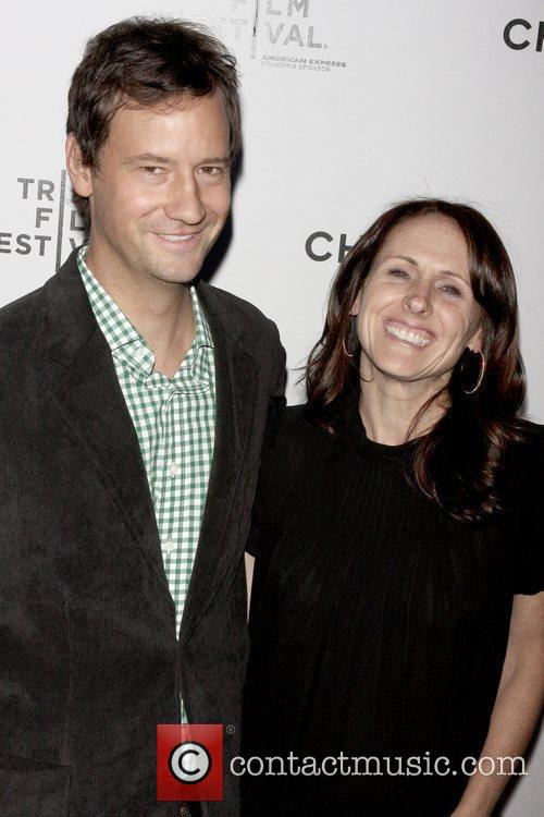 Fritz Chesnut and Molly Shannon Chanel dinner party...