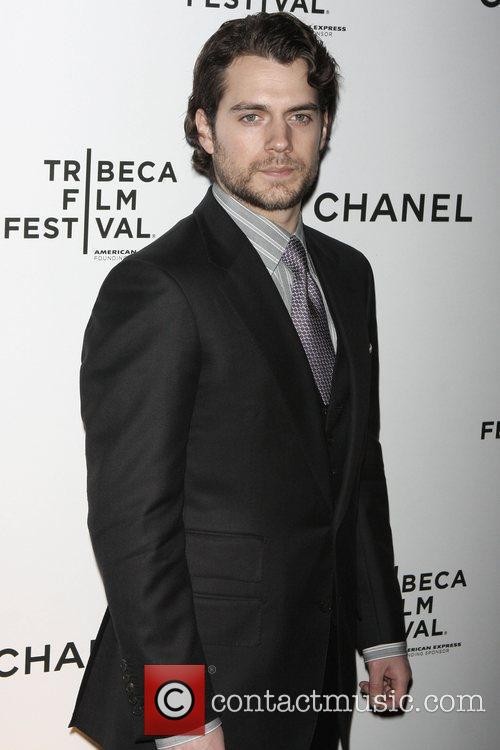 Henry Cavill Chanel dinner party during the 8th...