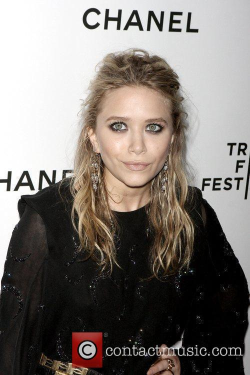 Mary-Kate Olsen Chanel dinner party during the 8th...