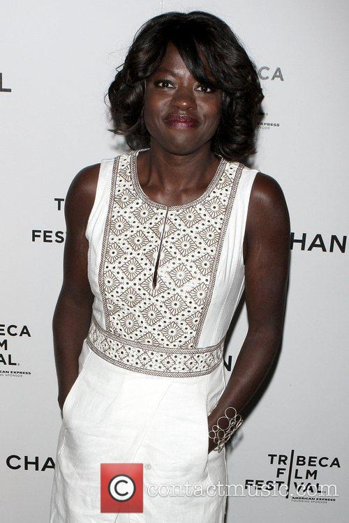 Viola Davis Chanel dinner party during the 8th...