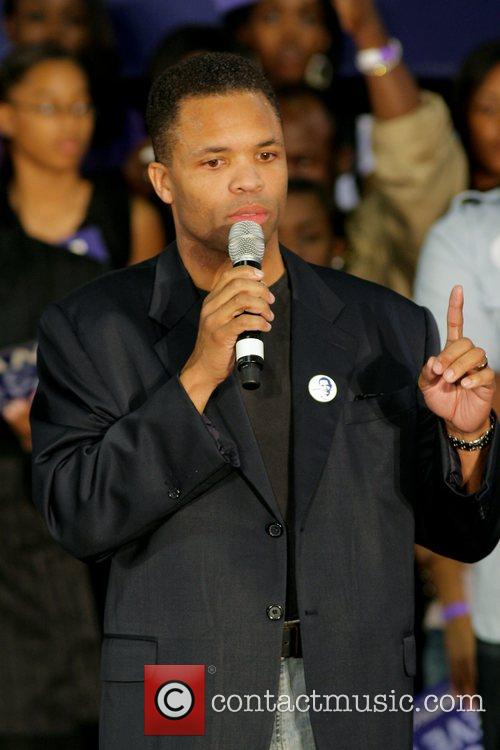 Jesse Jackson Jr. Last Chance For Change rally...