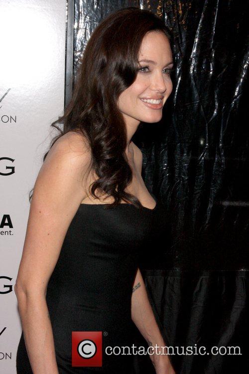 Angelina Jolie 46th New York Film Festival -...