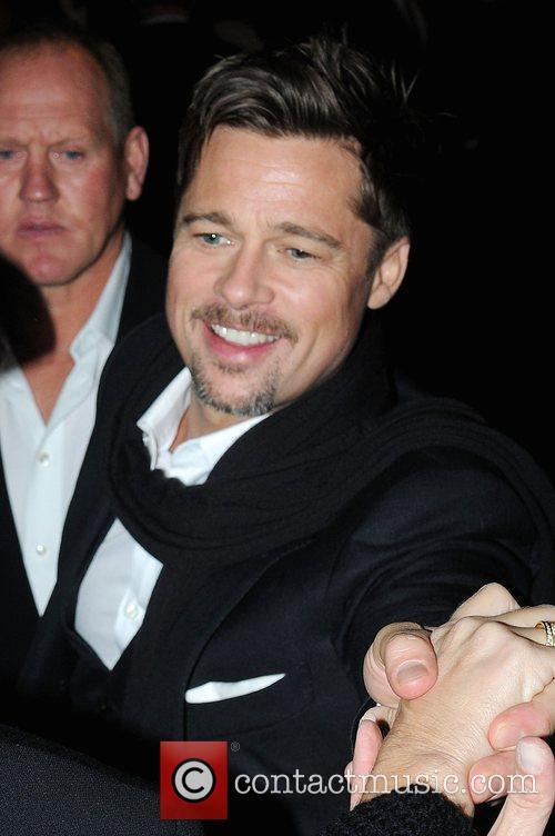 Brad Pitt 46th New York Film Festival -...