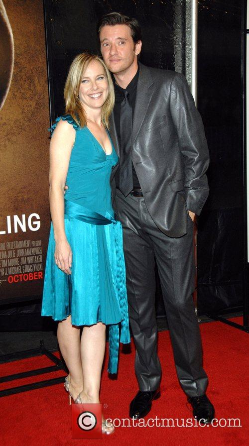 Amy Ryan and Guest 46th New York Film...