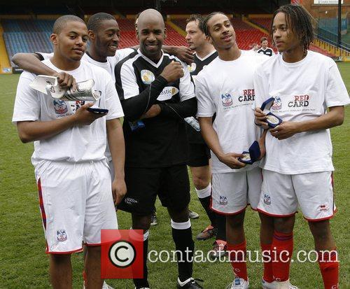DJ Spoony with Red Card anti knife young...