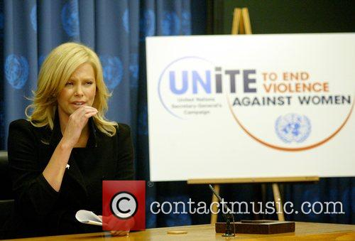 Charlize Theron has been designated by UN Secretary-General...