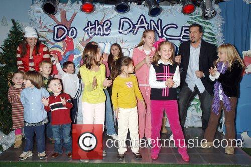 Joey Fatone and Kids 2