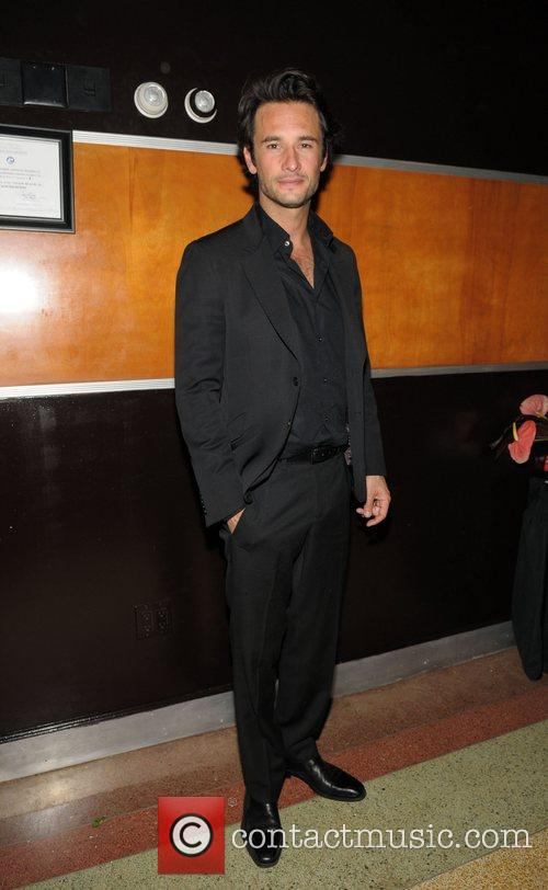 Rodrigo Santoro at the after party for the...