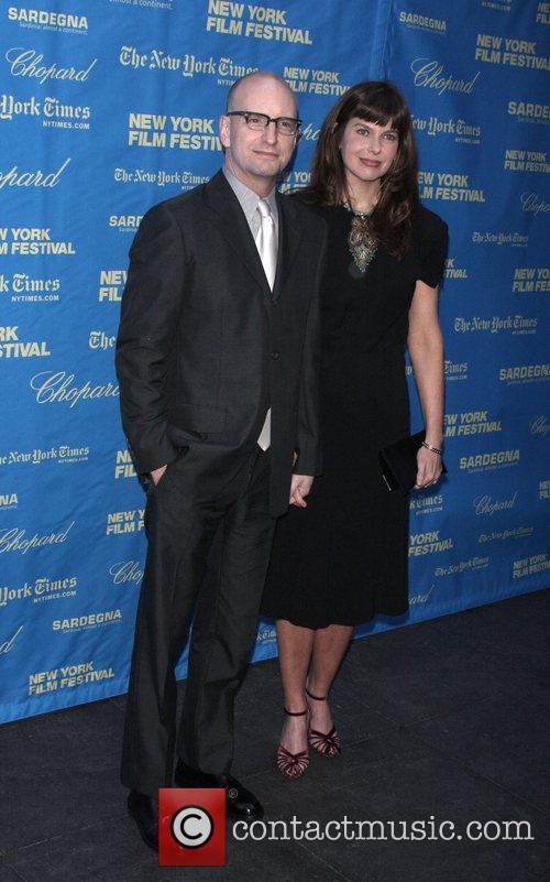 Steven Soderbergh and Jules Asner 1