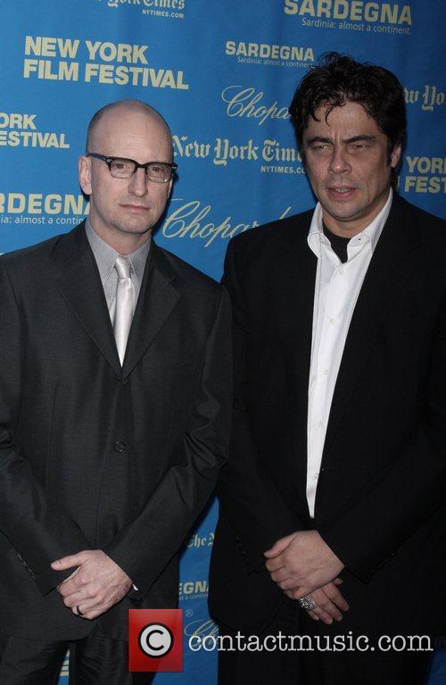 Steven Soderbergh, Benicio Del Toro
