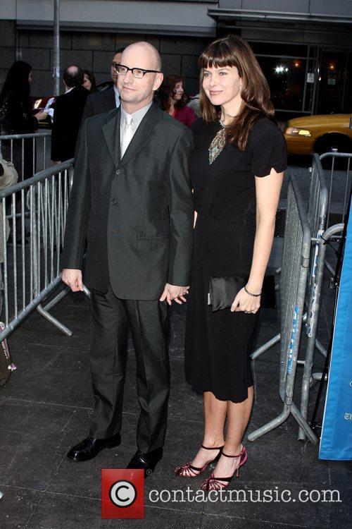 Steven Soderbergh and Jules Asner 5