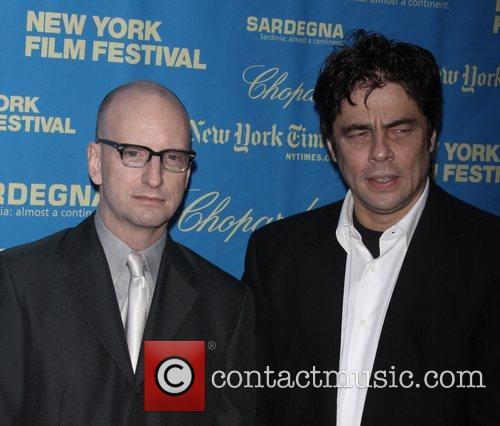 Steven Soderbergh and Benicio Del Toro 2