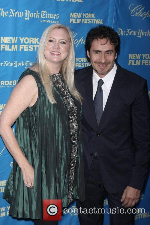 Laura Bickford and Demian Bichir 3