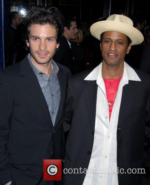 Santiago Cabrera and Roberto Luis Santana 7