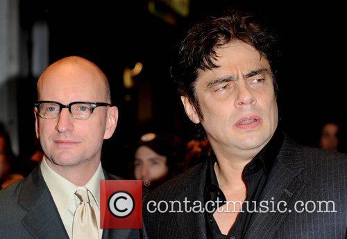 Steven Soderbergh and Benicio Del Toro 1