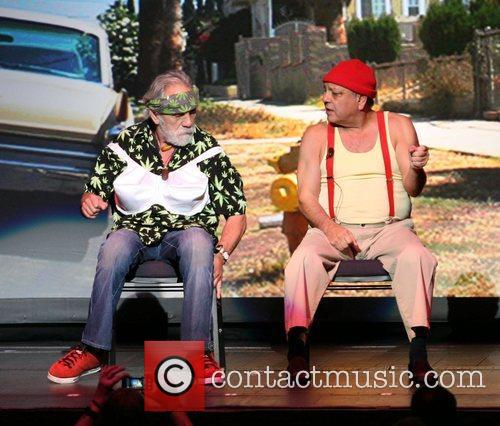 Tommy Chong and Cheech Marin 4