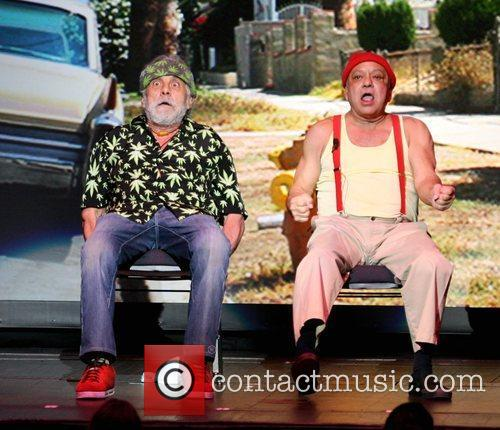 Tommy Chong and Cheech Marin 2