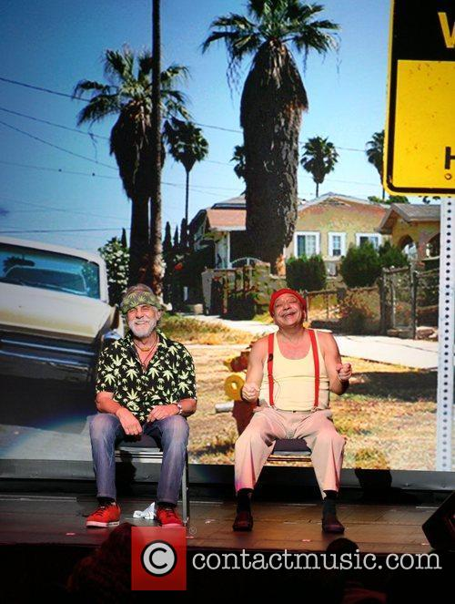 Tommy Chong and Cheech Marin 8