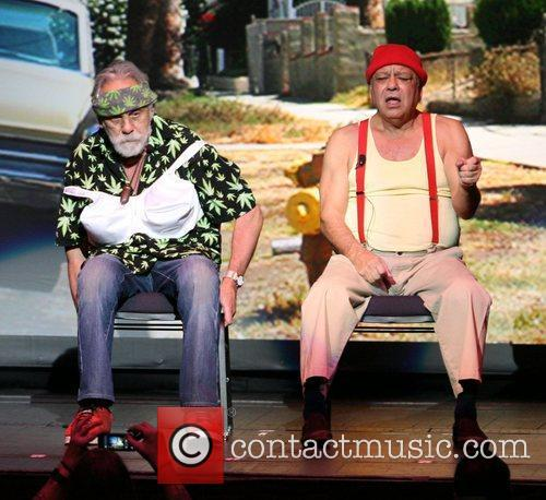 Tommy Chong and Cheech Marin 7