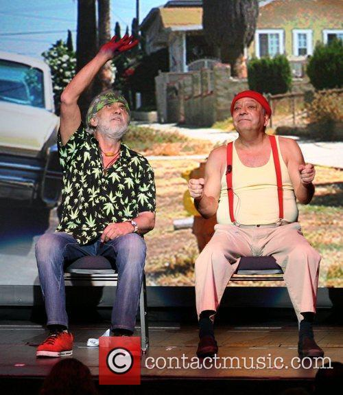 Tommy Chong and Cheech Marin 3