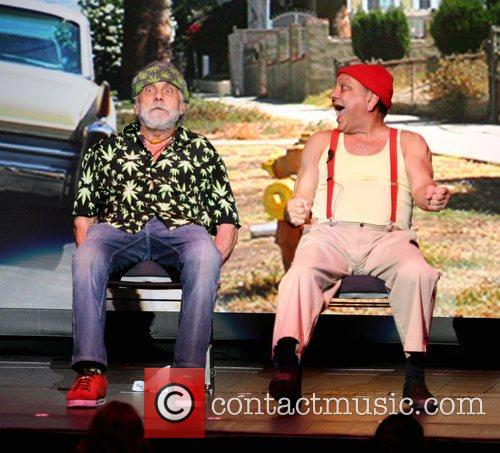 Tommy Chong and Cheech Marin 6