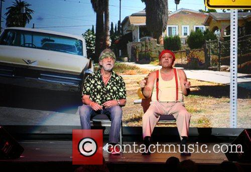 Tommy Chong and Cheech Marin 1
