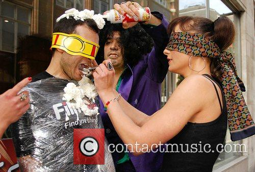 Monica Irimia and Alki David cover a member...