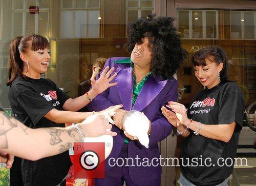 Monica Irimia, Alki David and Gabriela Irimia cover...
