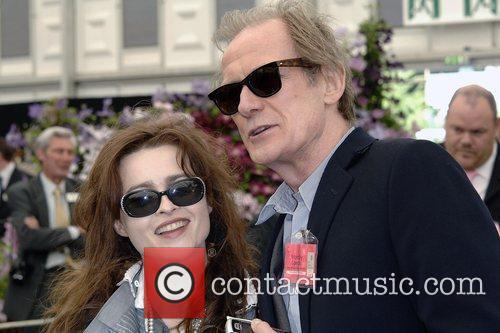 Helena Bonham Carter and Bill Nighy 2