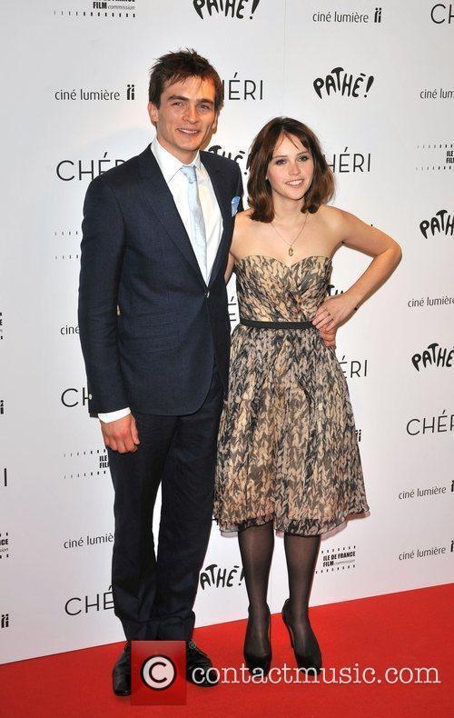 Rupert Friend and Michelle Pfeiffer