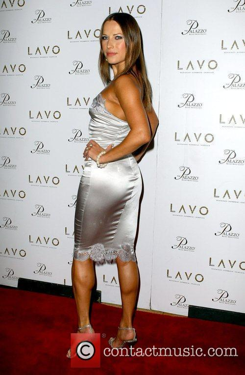 Cheryl Burke celebrates her birthday at LAVO inside...