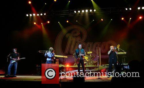 'Chicago' performing in concert at the Hollywood Seminole...