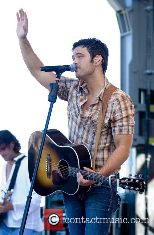 Chuck Wicks performs at the 18th Annual Chicago...