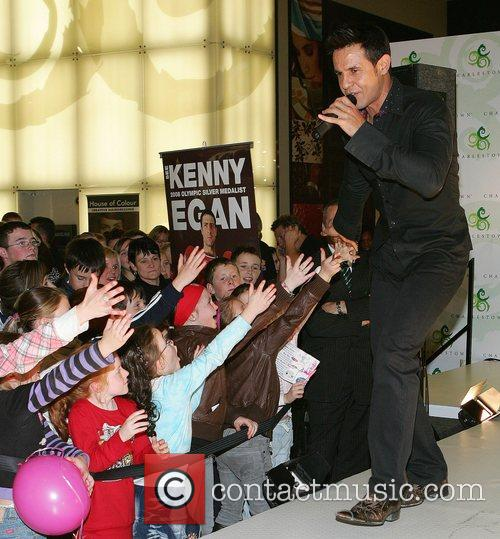 Chico Slimani performs at the 1st Birthday weekend...