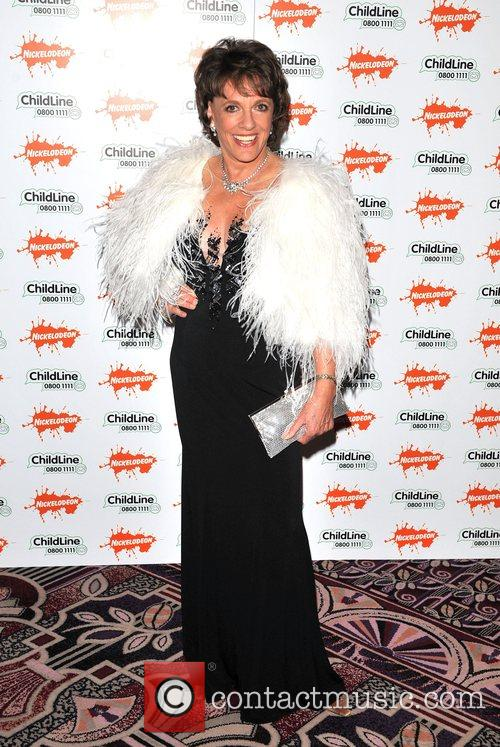 Esther Rantzen Strictly Childline Ball held at the...