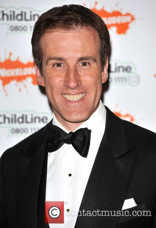 Anton Du Beke Strictly Childline Ball held at...