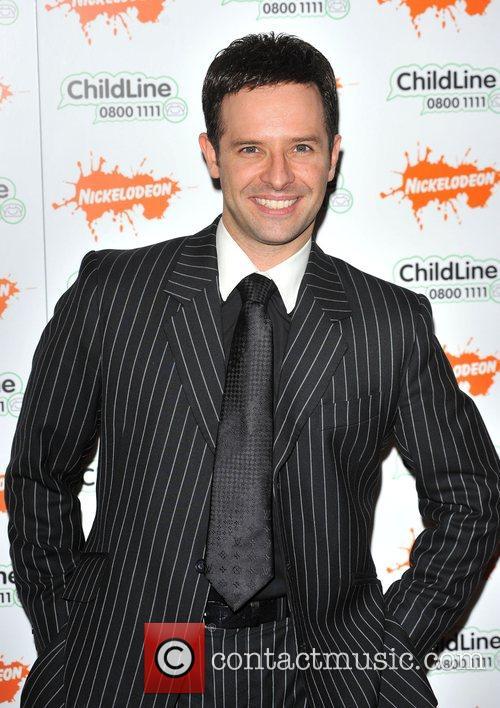 Darren Bennett Strictly Childline Ball held at the...