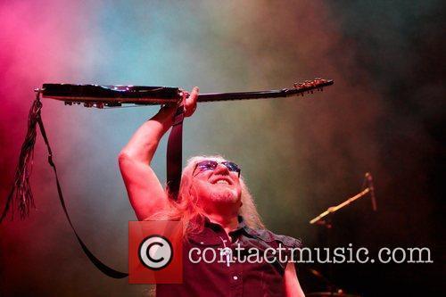 Uriah Heep - Mick Box 2