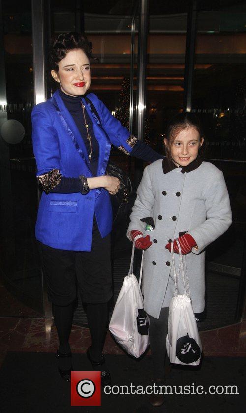 Andrea Riseborough British Academy Children's Awards 2008 held...