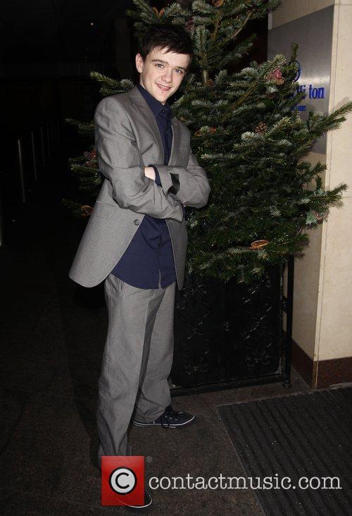 Goerge Sampson British Academy Children's Awards 2008 held...