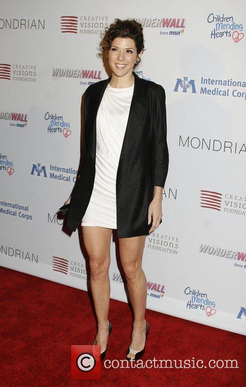 Marisa Tomei The Children Mending Hearts Gala held...