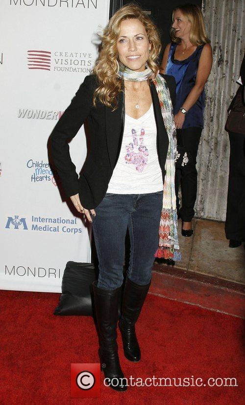 Sheryl Crow The Children Mending Hearts Gala held...