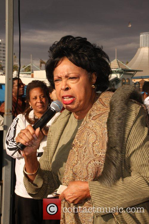 Diane Watson Children Uniting Nations 10th Annual Day...