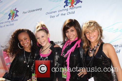 Girlz Crush Children Uniting Nations 10th Annual Day...