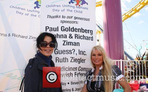 Maria Conchita Alonso and Guest Children Uniting Nations...