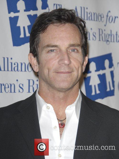 Jeff Probst The Alliance for Children's Rights Honors...