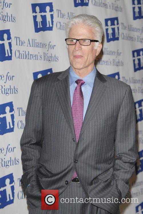 Ted Danson The Alliance for Children's Rights Honors...