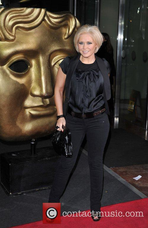 Suzanne Shaw British Academy Children's Awards 2008 held...
