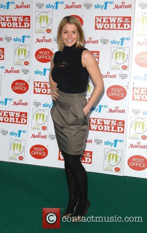 Gemma Atkinson Children's Champions 2009 held at the...